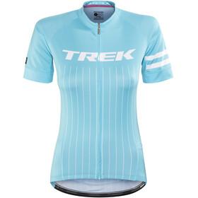Bontrager Anara LTD Bike Jersey Shortsleeve Women blue